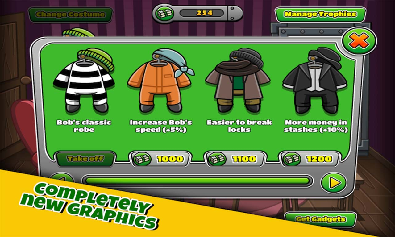 Bob The Robber 4 screen 3