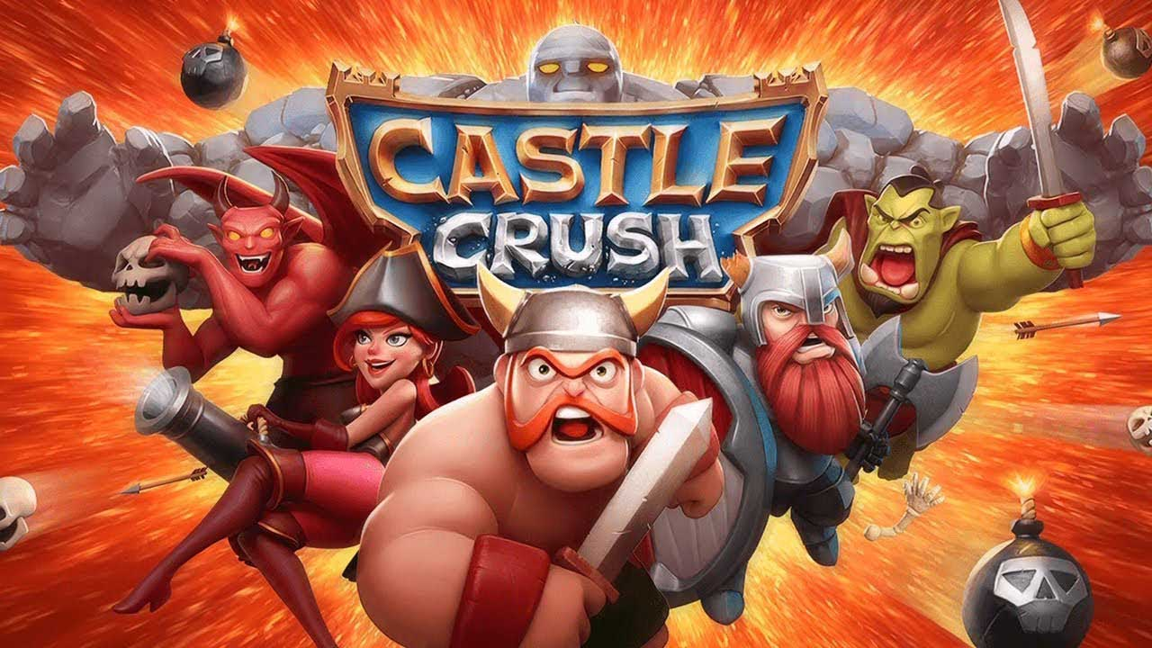 Castle Crush poster