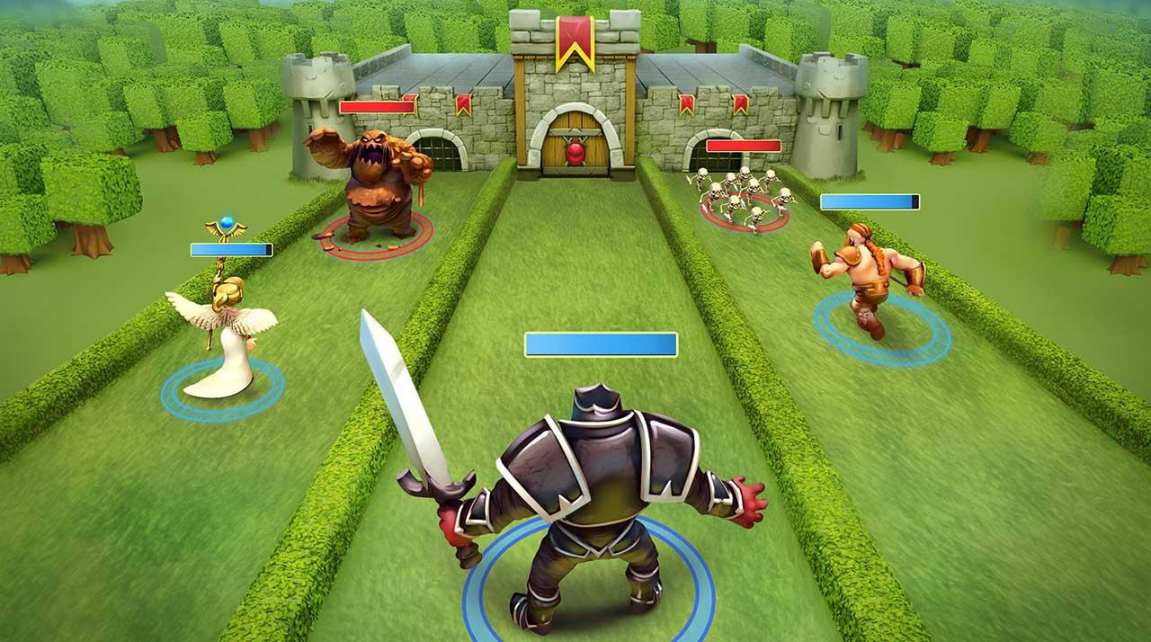 Castle Crush screen 0