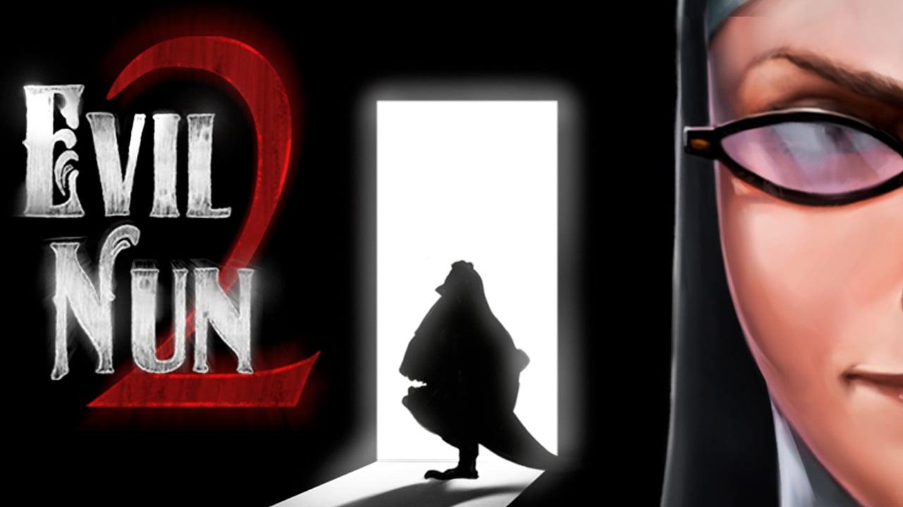 Evil Nun 2 poster