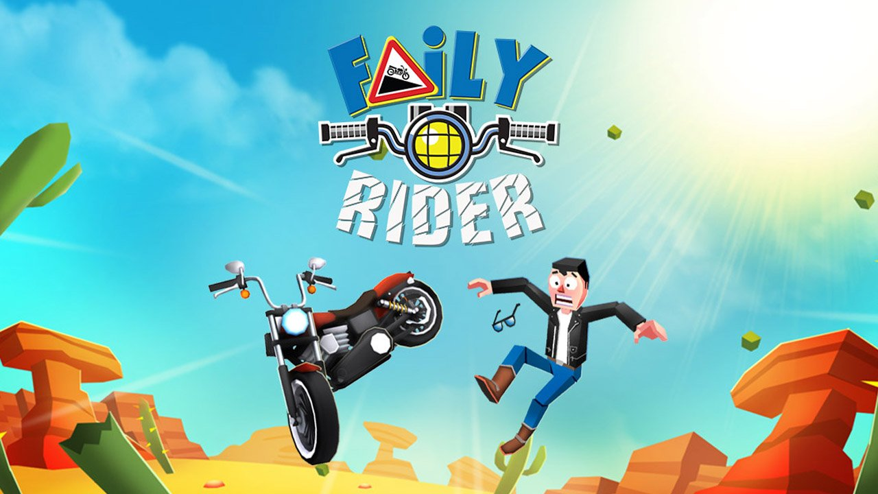 Faily Rider poster