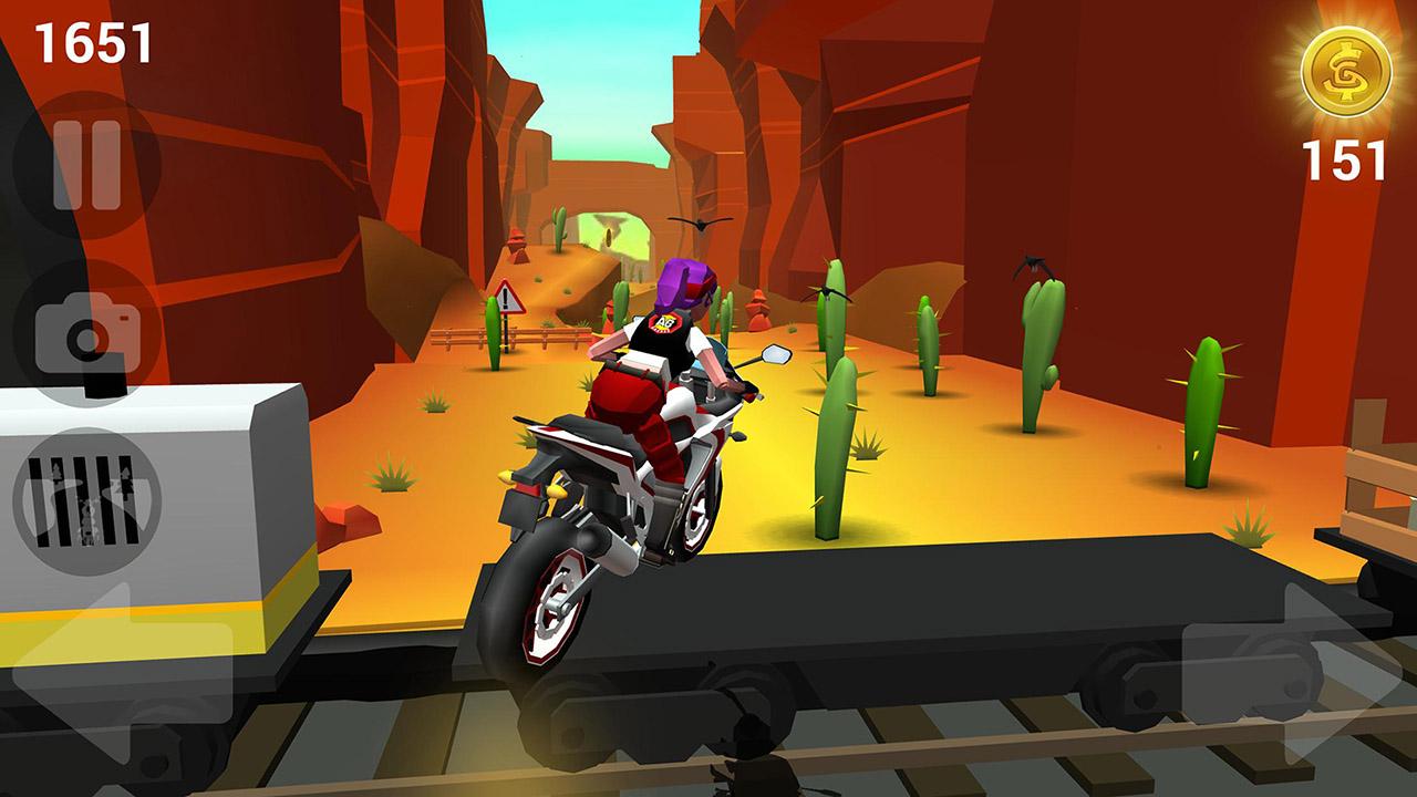 Faily Rider screen 0