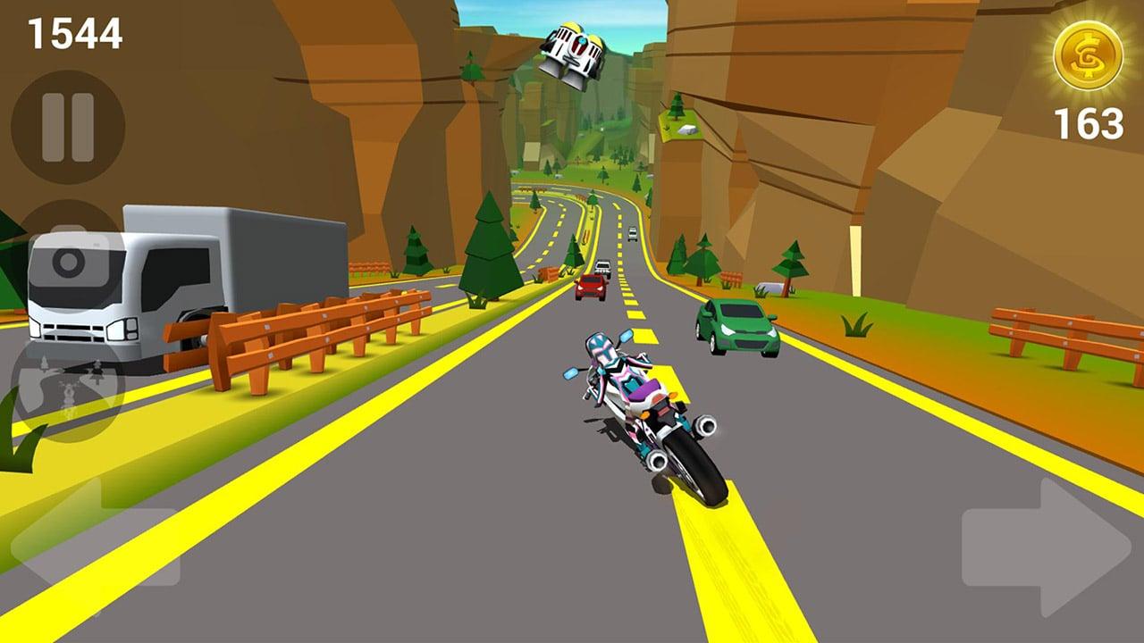 Faily Rider screen 2