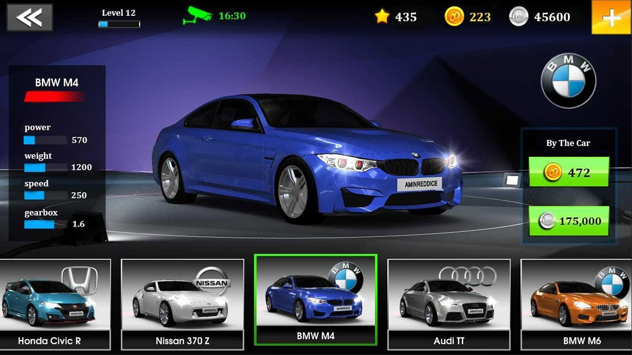 GT Speed Club screen 0
