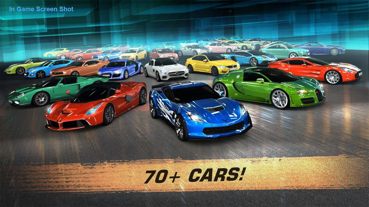 GT Speed Club screen 1