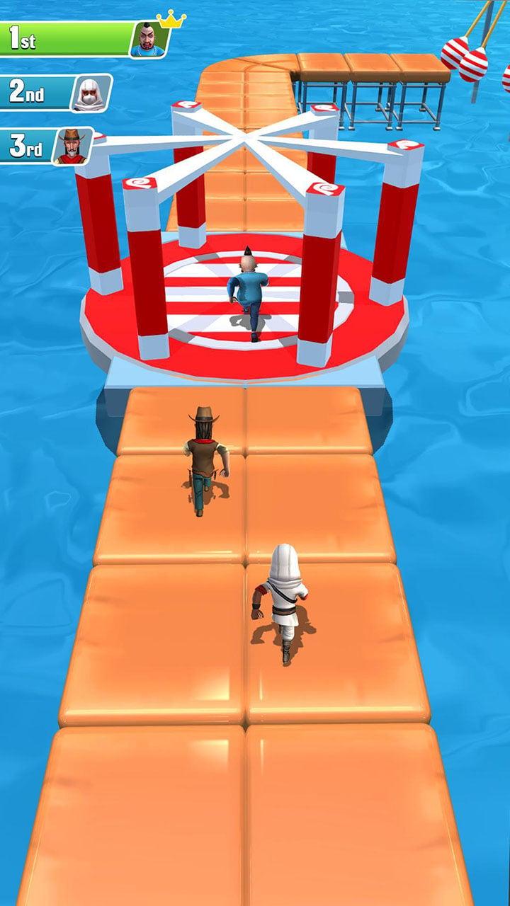 Hyper Run 3D screen 4