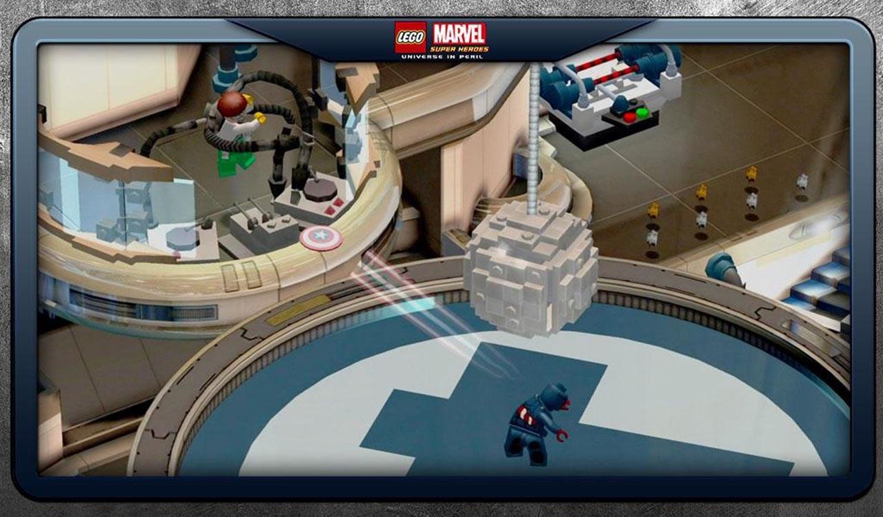 LEGO Marvel Super Heroes screen 1