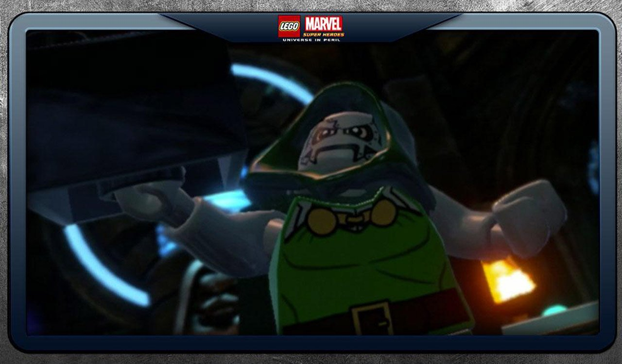 LEGO Marvel Super Heroes screen 2