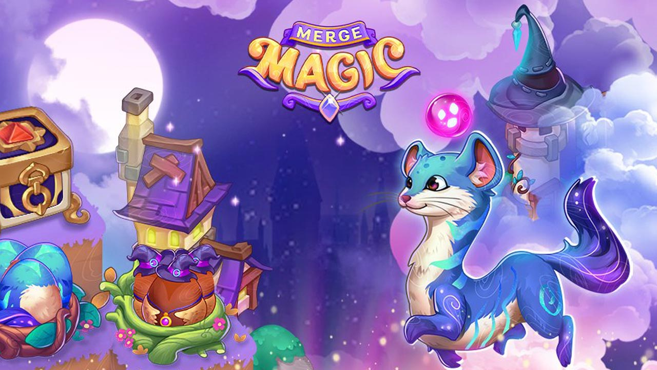 Merge Magic poster