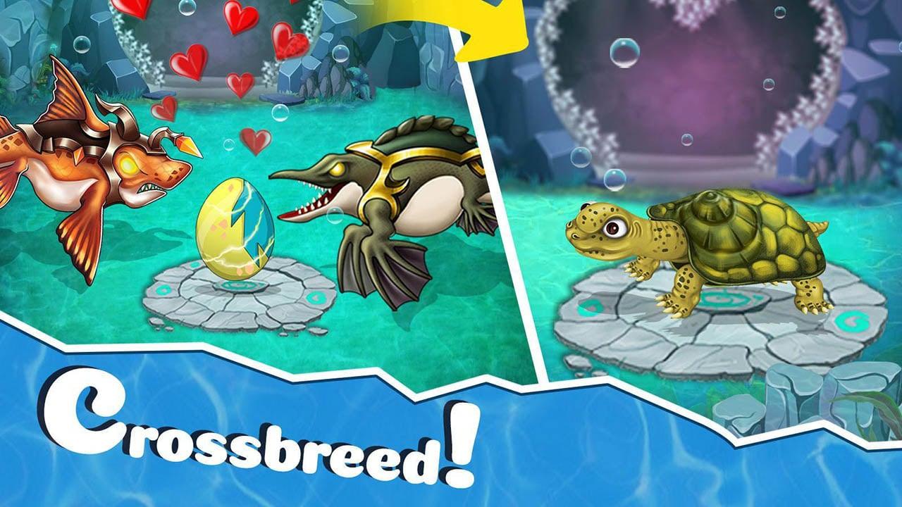Sea Monster City screen 5