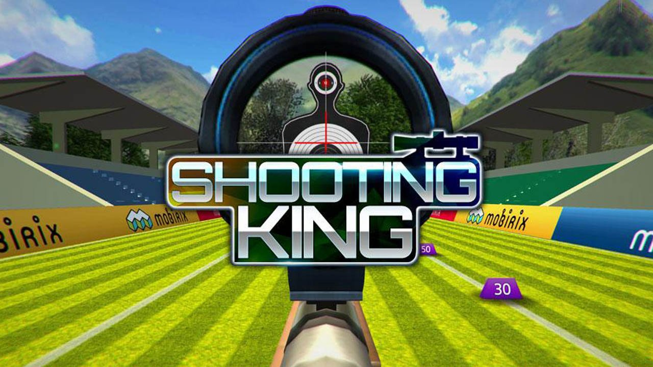 Shooting King poster