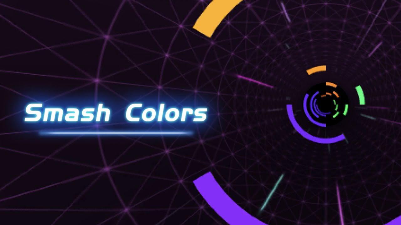 Smash Colors 3D poster