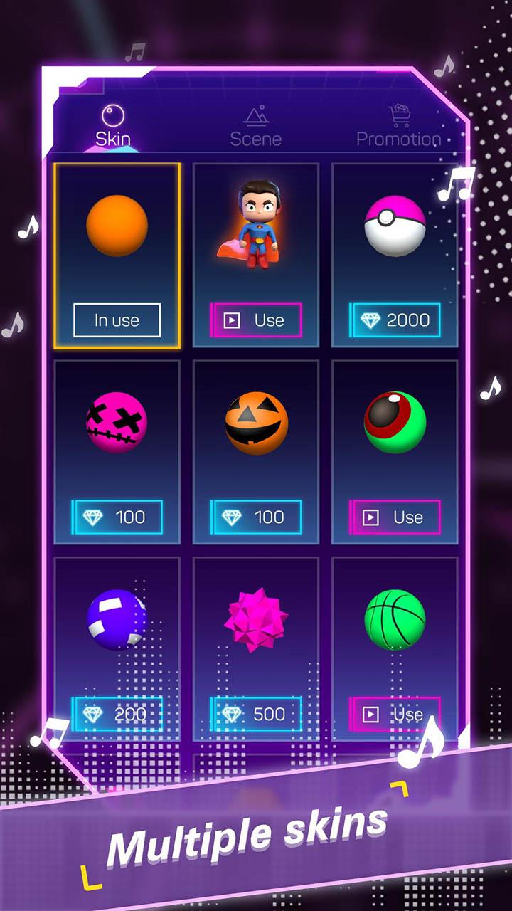 Smash Colors 3D screen 0