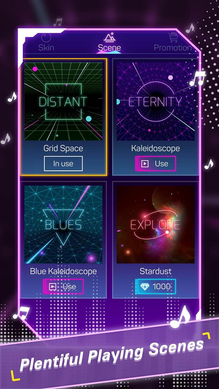 Smash Colors 3D screen 3