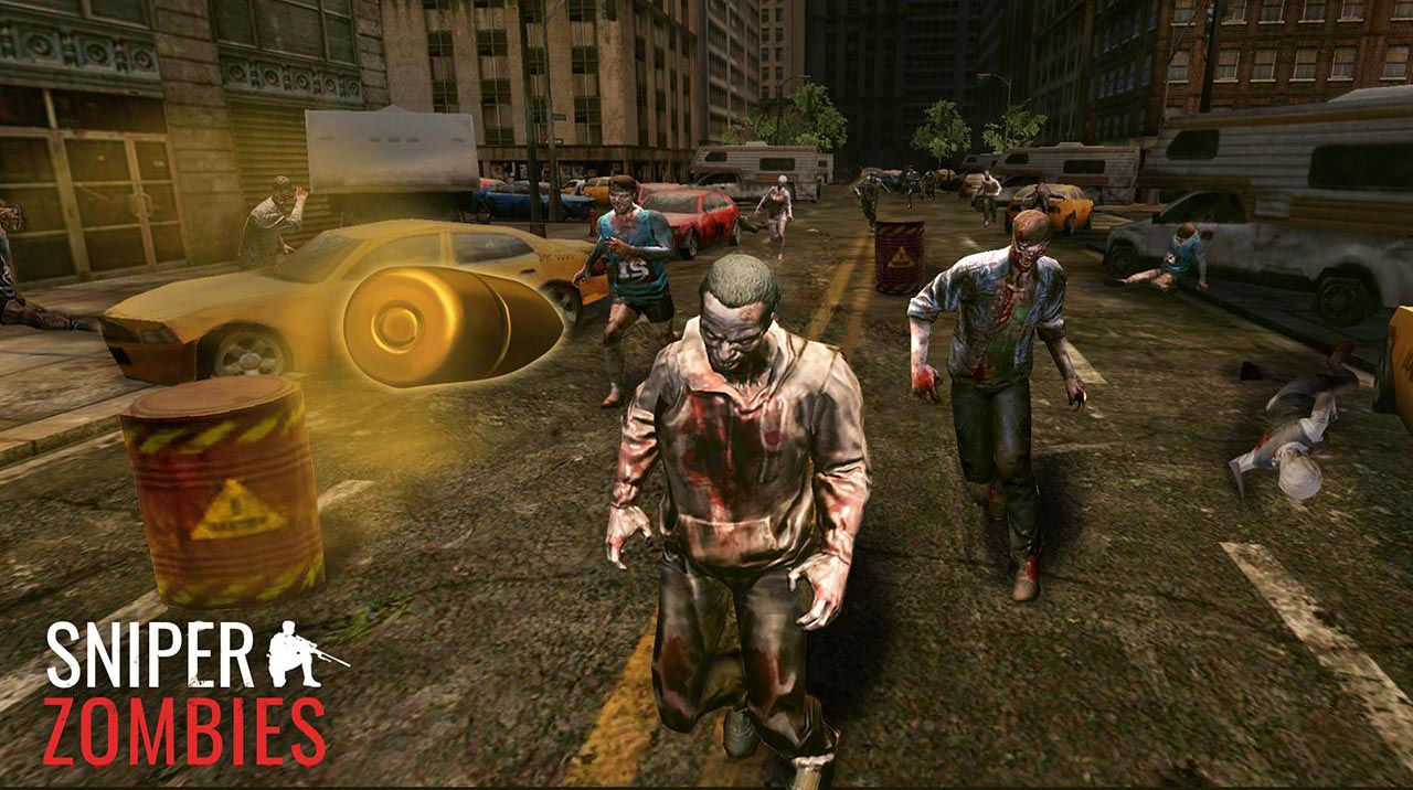 Sniper Zombies screen 3