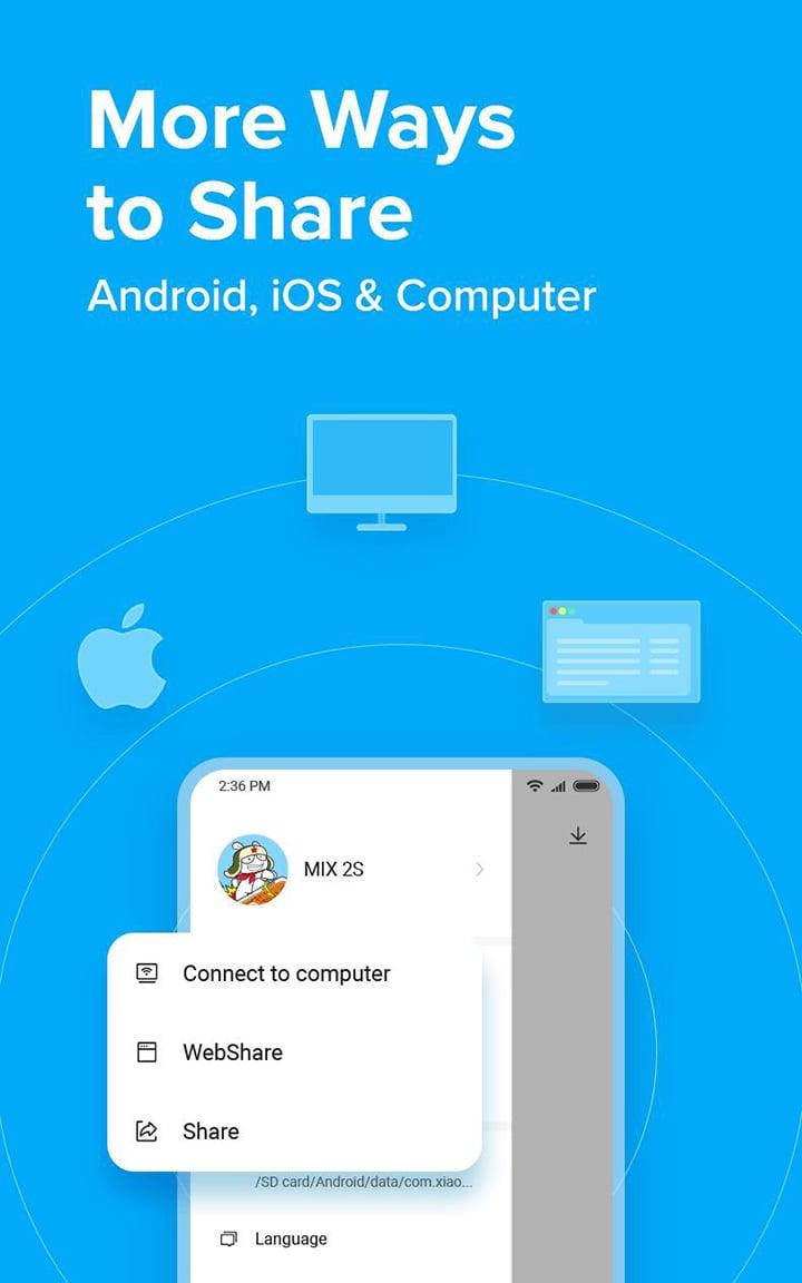 ShareMe screen 5
