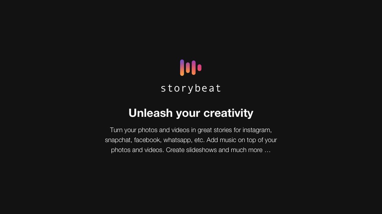 Storybeat poster