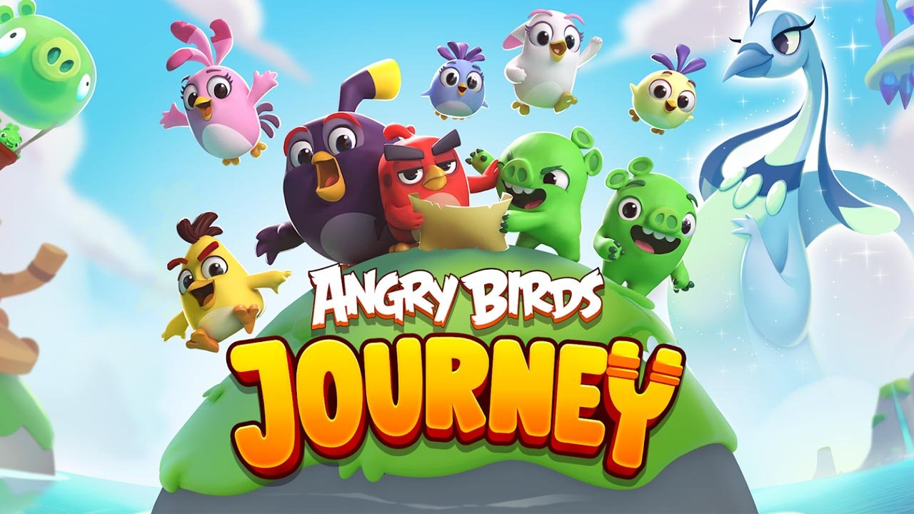 Angry Birds Journey poster
