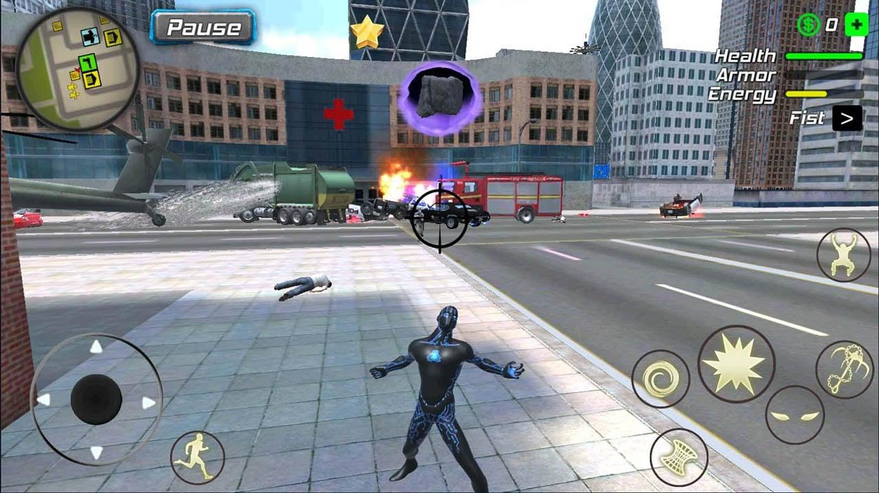 Black Hole Hero screen 1