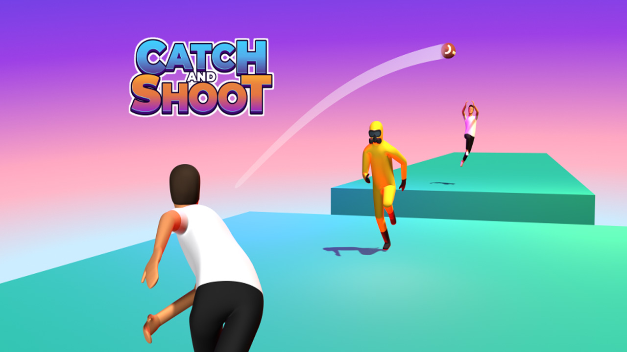 Catch And Shoot poster