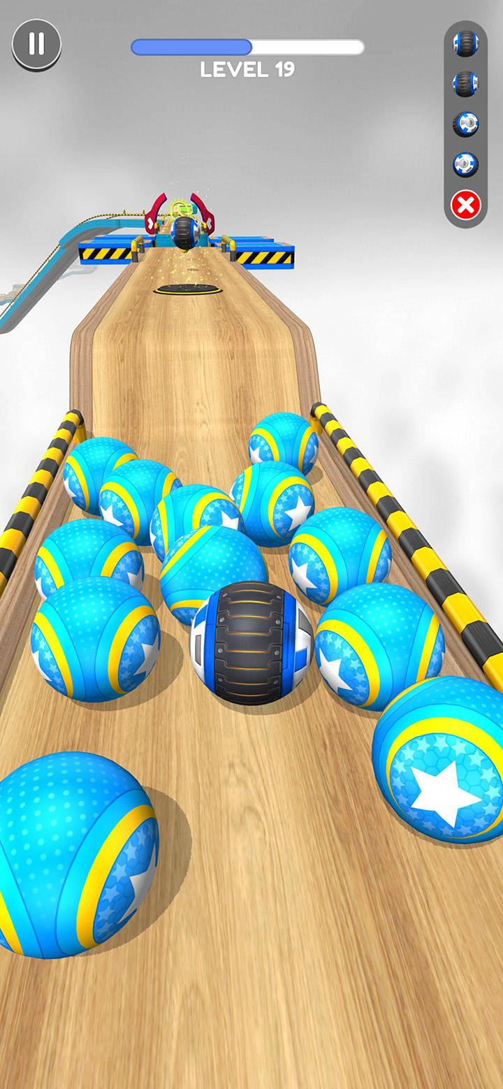 Going Balls screen 2