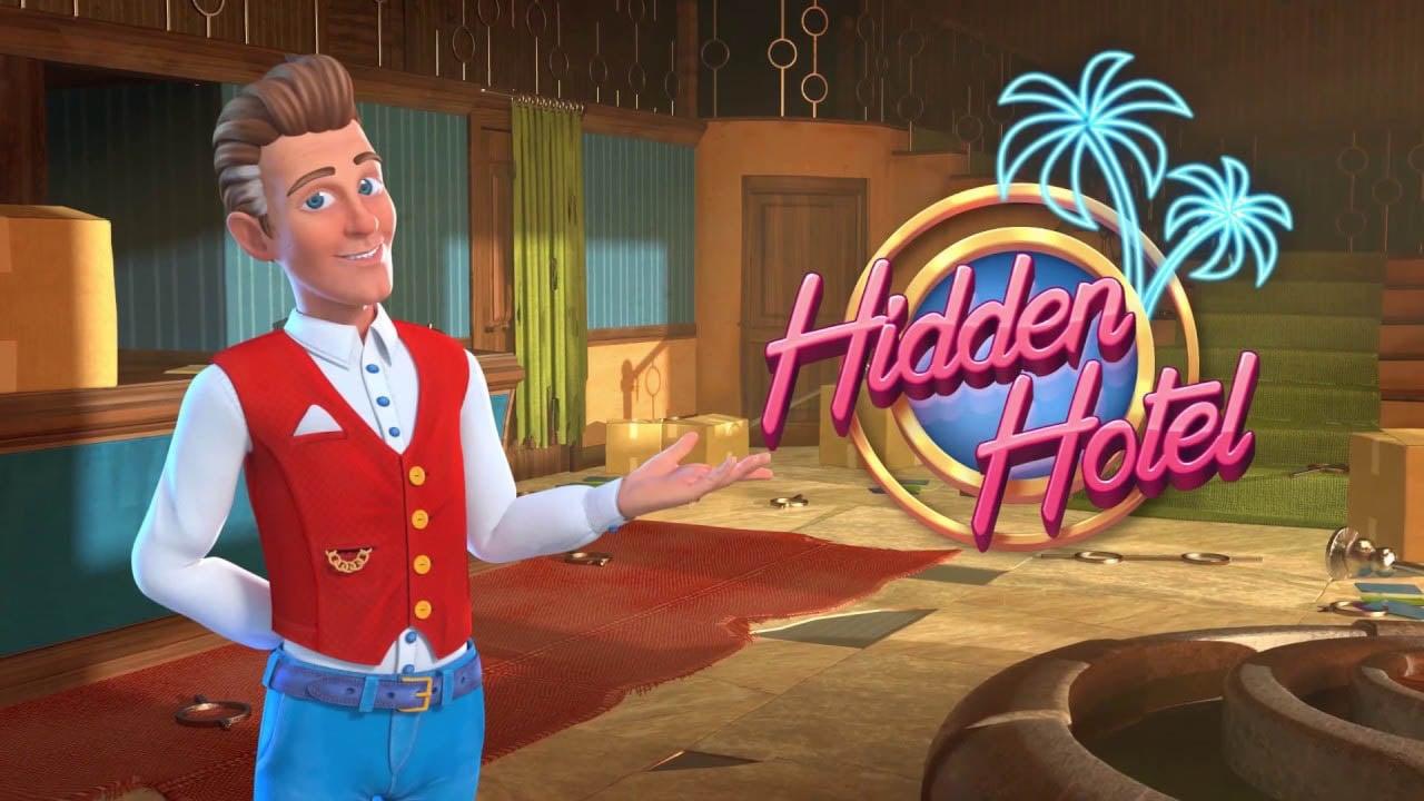 Hidden Hotel poster