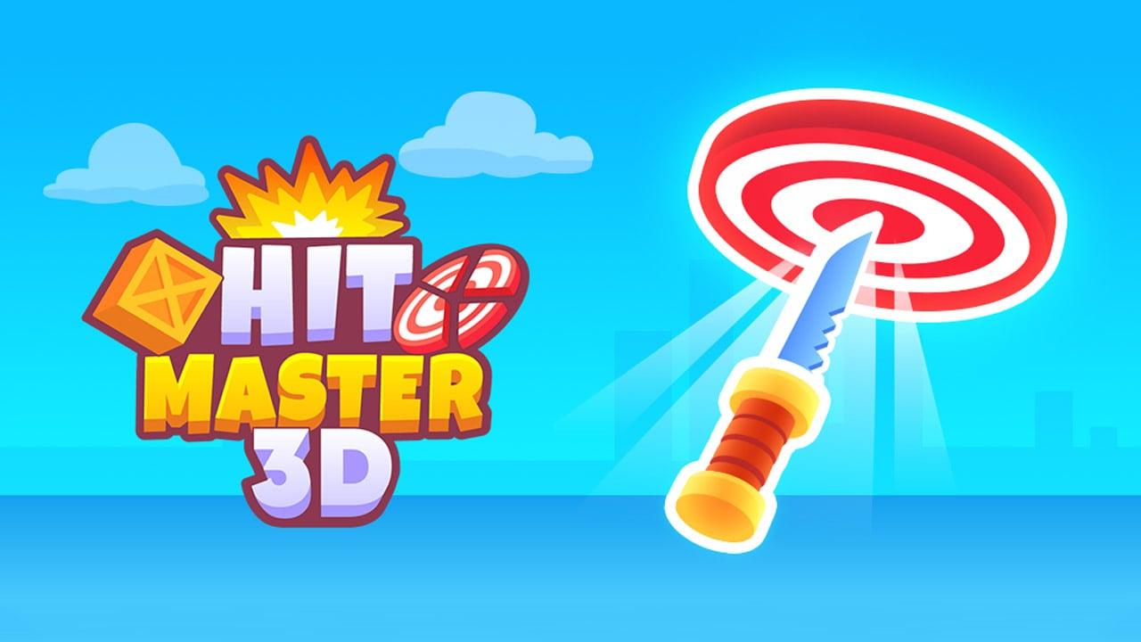 Hit Master 3D poster