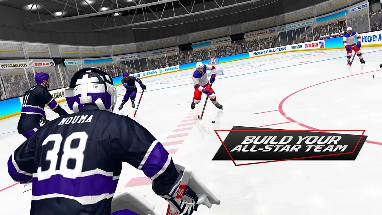 Hockey All Stars screen 2