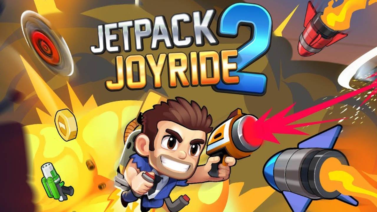 Jetpack Joyride 2 poster