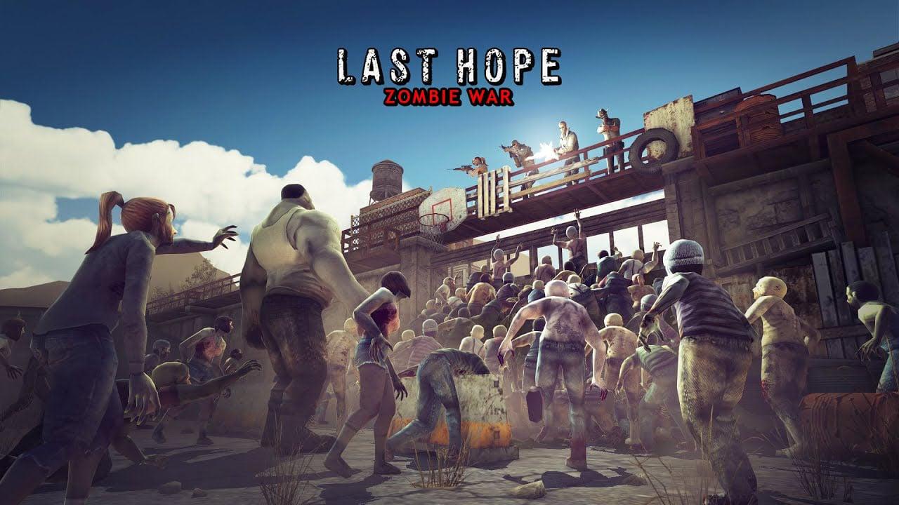 Last Hope Sniper poster