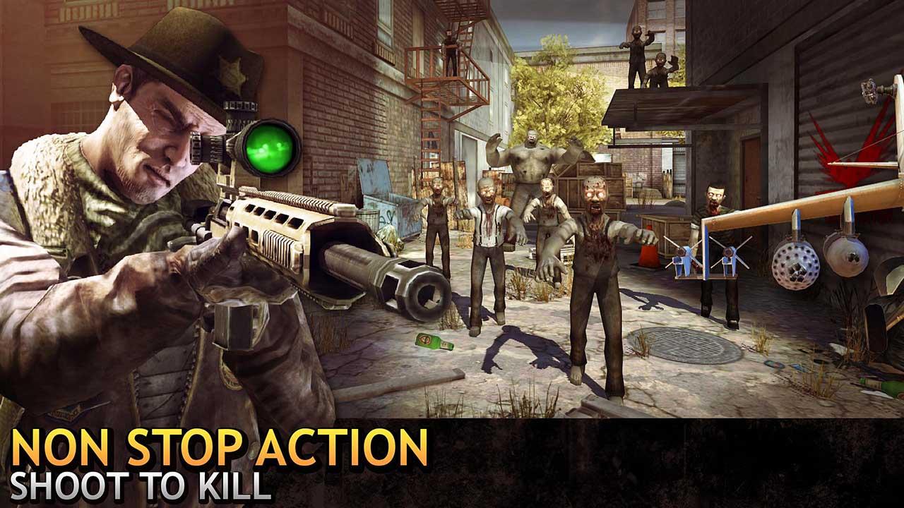 Last Hope Sniper screen 1