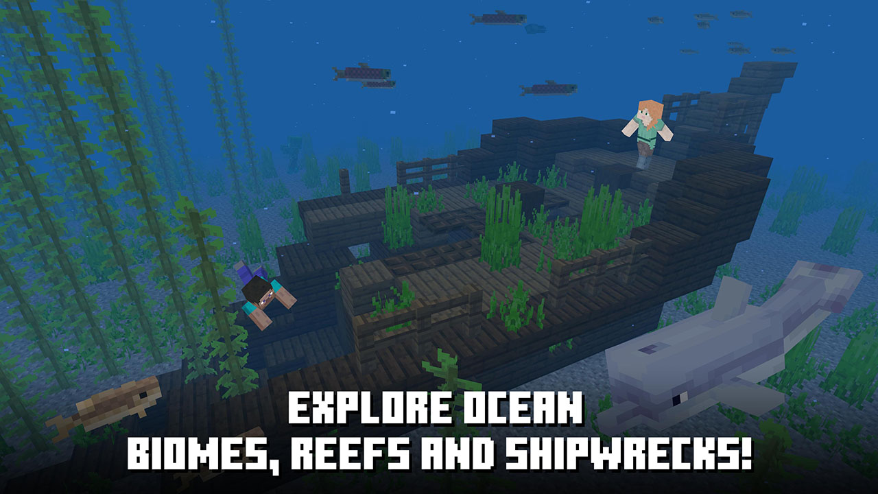 Minecraft Trial screen 3