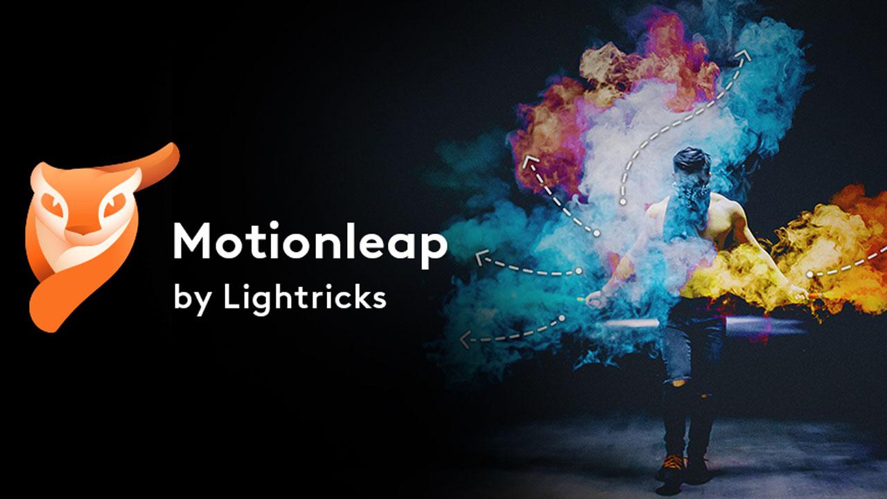 Motionleap poster