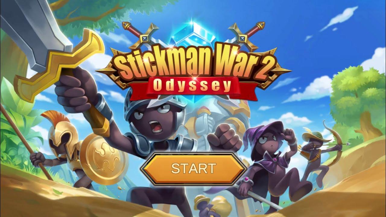 Stickman War 2 Odyssey poster