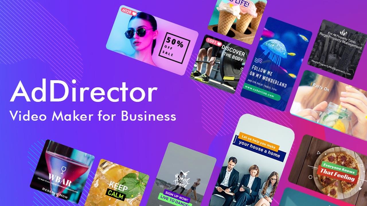 AdDirector poster