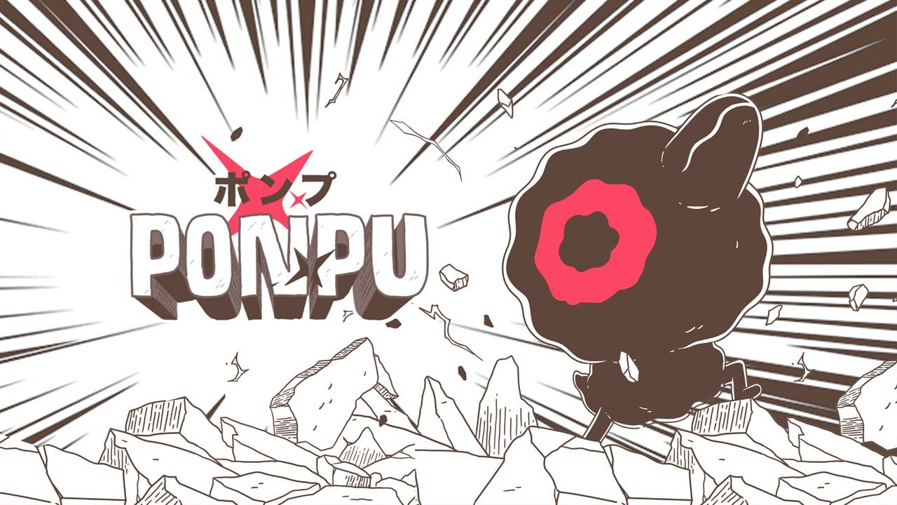 Ponpu poster