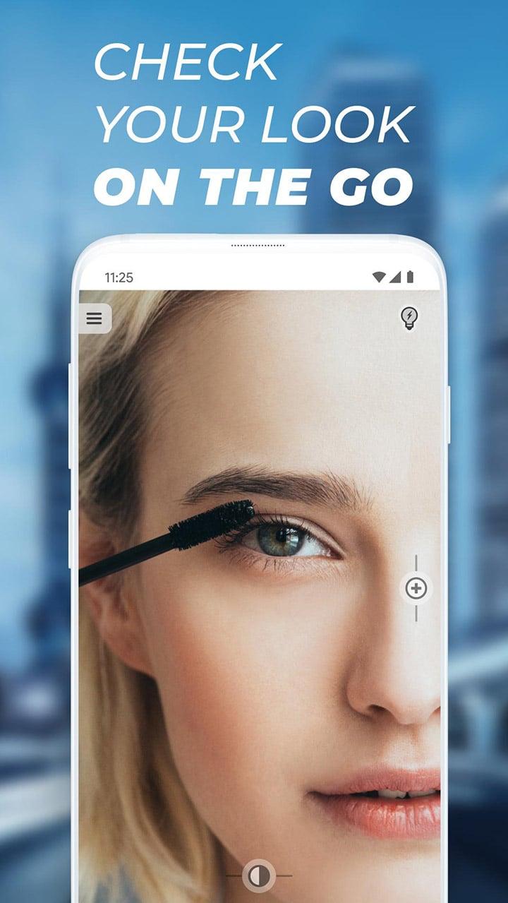 Mirror Plus screen 0