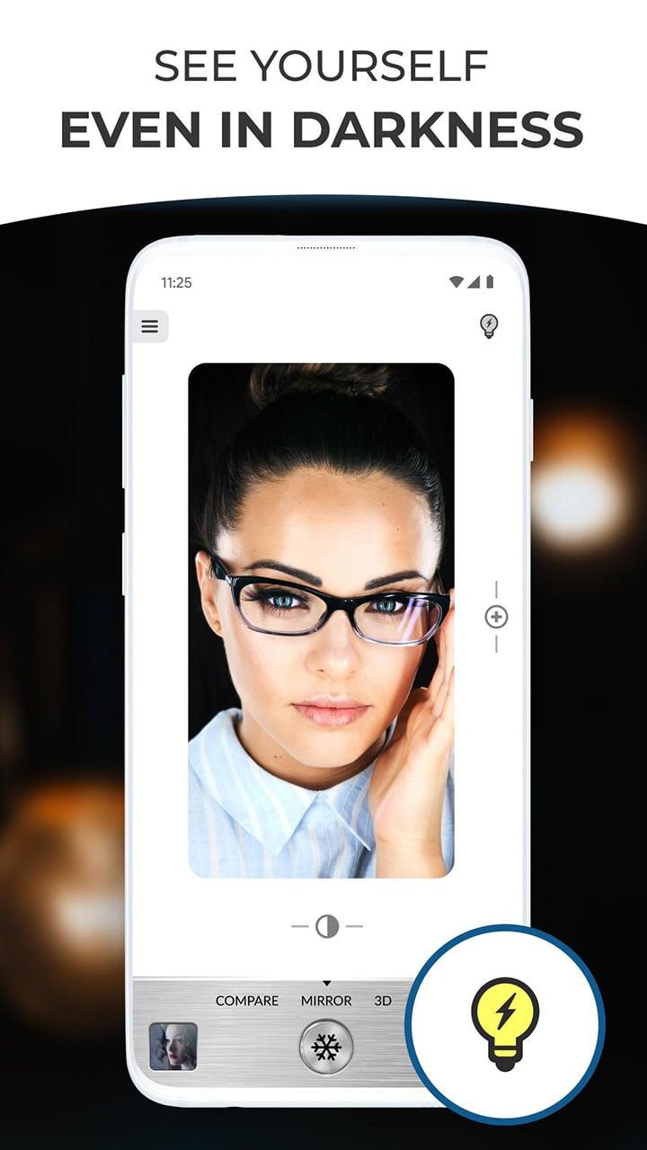 Mirror Plus screen 3