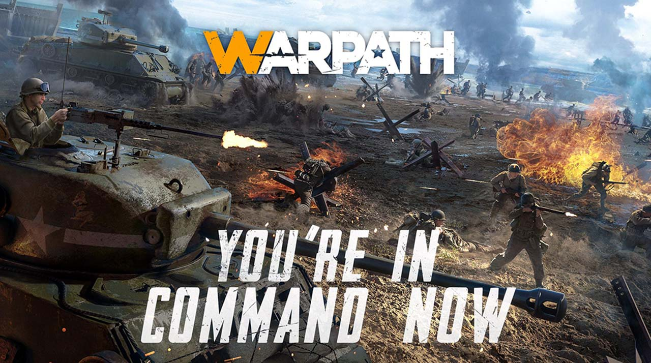 Warpath screen 0