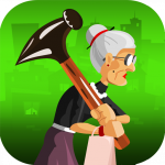 Angry Granny Smash MOD APK 2.0.2.10 (Mod Money)