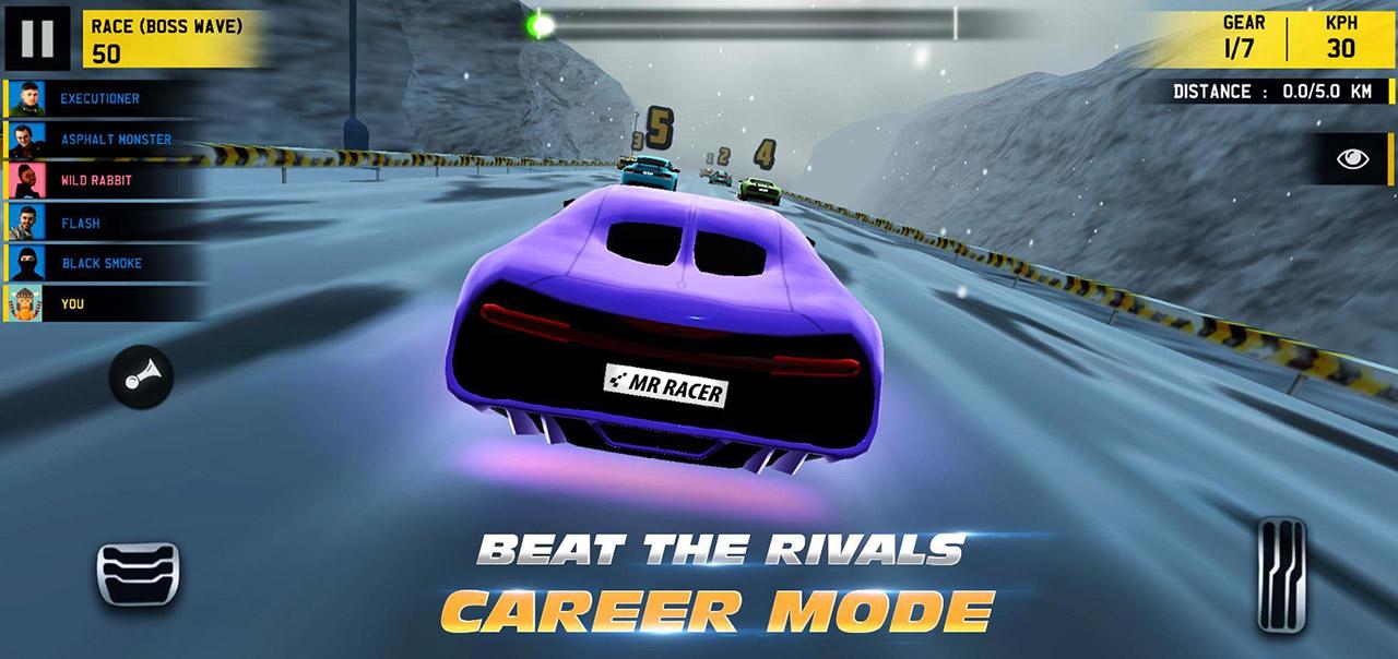 MR RACER screen 0