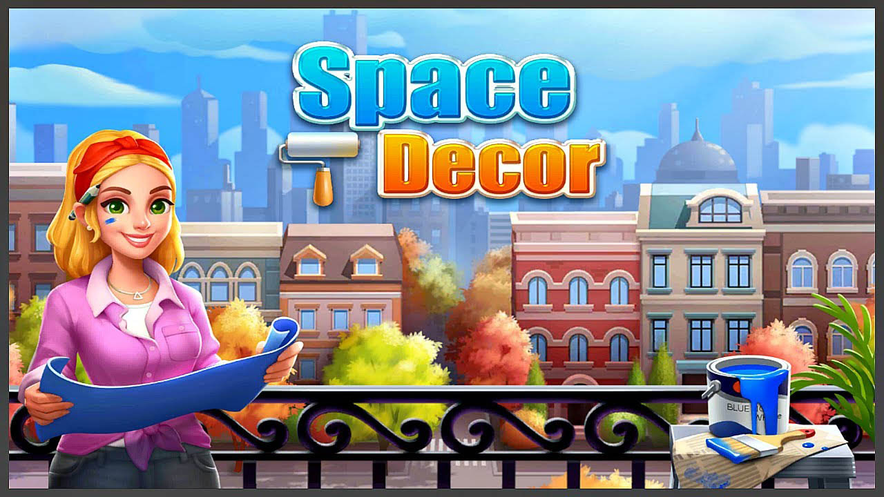 Space Decor poster