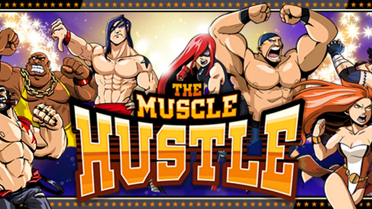 The Muscle Hustle poster
