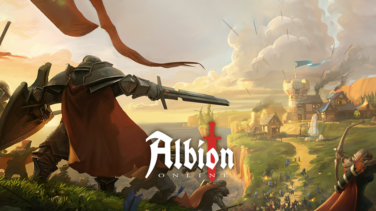 Albion Online poster
