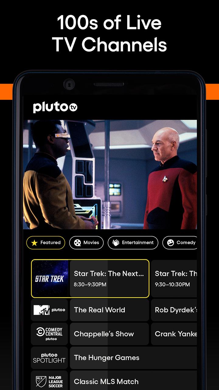Pluto TV image 2