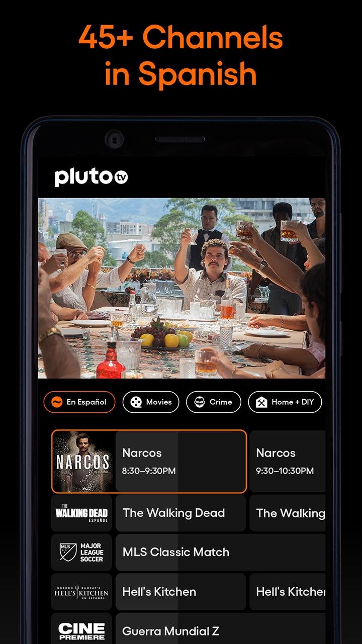 Pluto TV image 4