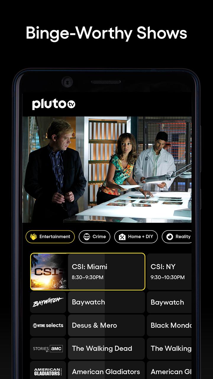 Pluto TV image 6