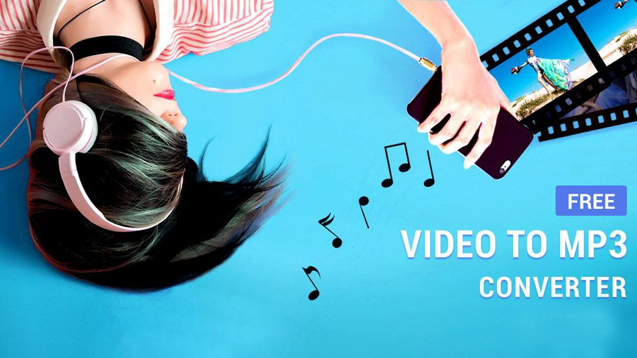 Video to MP3 Converter InShot poster
