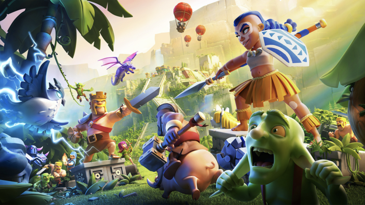 Clash of Clans banner