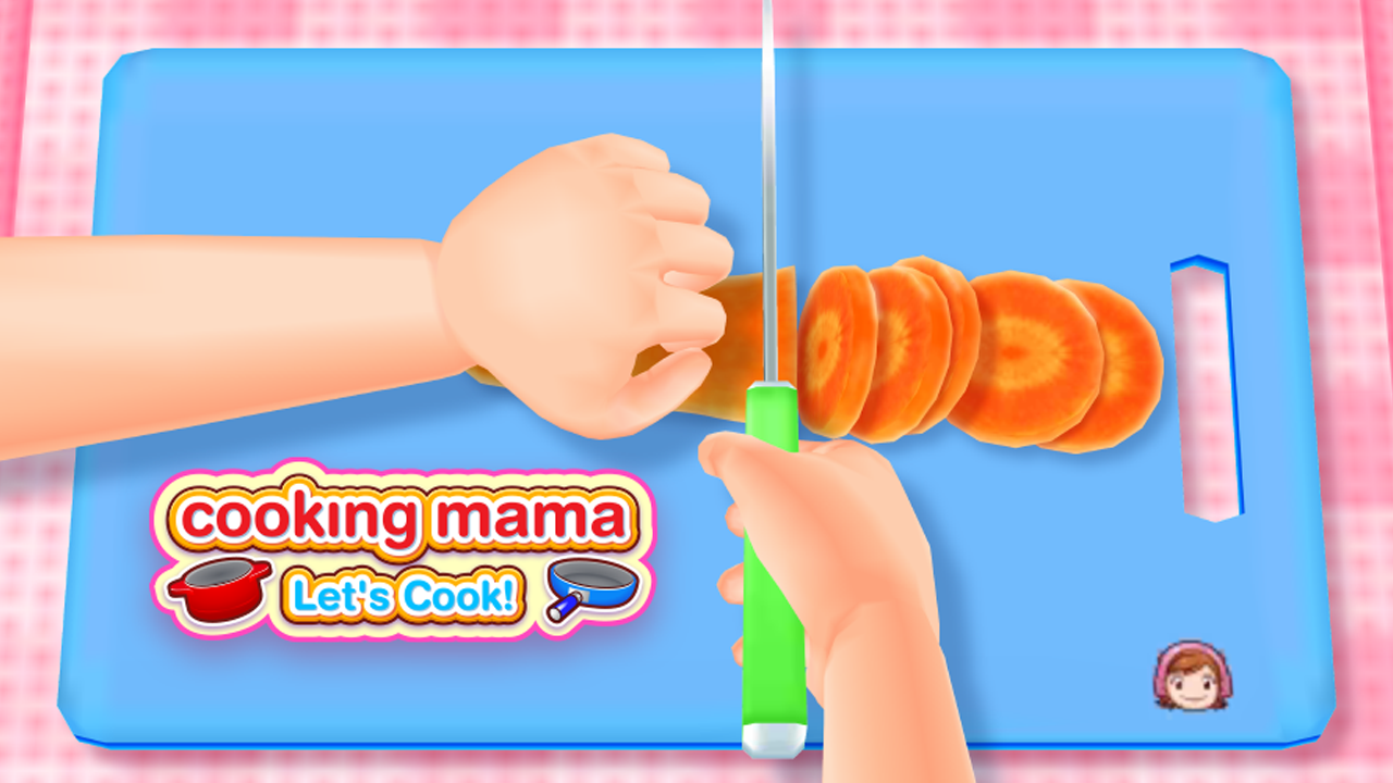Cooking Mama poster